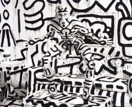 Annie_Leibovitz_Keith_Haring