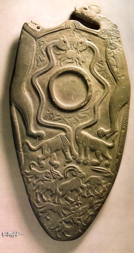 The Hierakonpolis Palette
