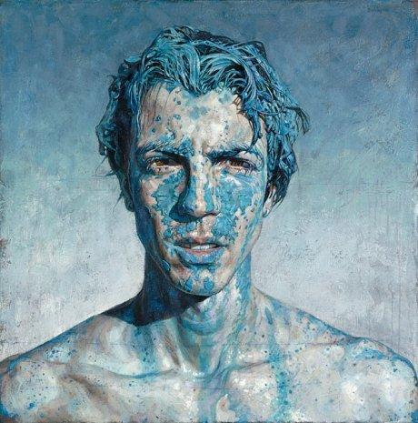 Daniel Barkley - Blue Lazarus II - 2010