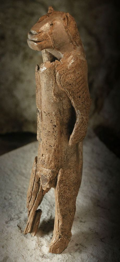 Ulm-Lion-Man-40000-years-old