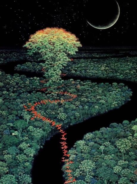 the-mana-tree