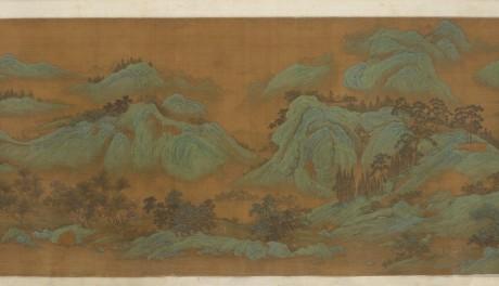 Zhao Bosu Spring Mountains